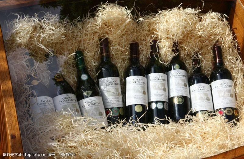 南非红酒南非大廉斯坦夏葡萄酒庄园葡萄酒图片