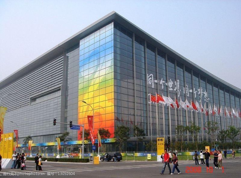 奥运会建筑北京风光图片
