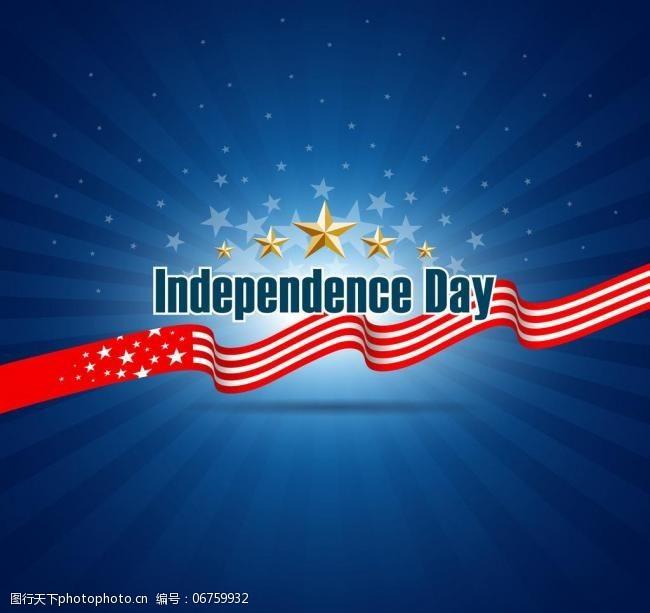 美国国旗矢量素材美国国旗图片