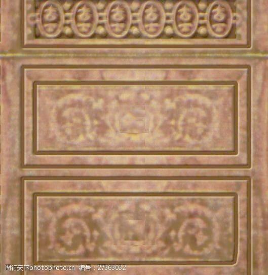 3d贴图库50507_木纹板材_古典