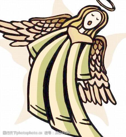 矢量传统图案耶酥基督教