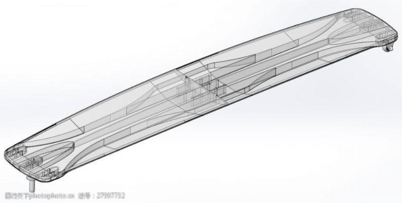 复合材料塑料舷梯周