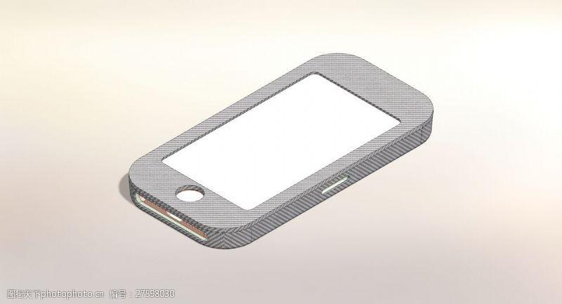 复合材料iPhone5盖目前不发达