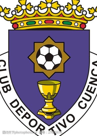 CD_Cuencalogo设计欣赏CD_Cuenca体育LOGO下载标志设计欣赏
