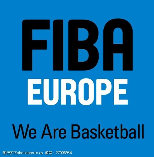 FIBA_Europelogo设计欣赏FIBA_Europe体育赛事标志下载标志设计欣赏