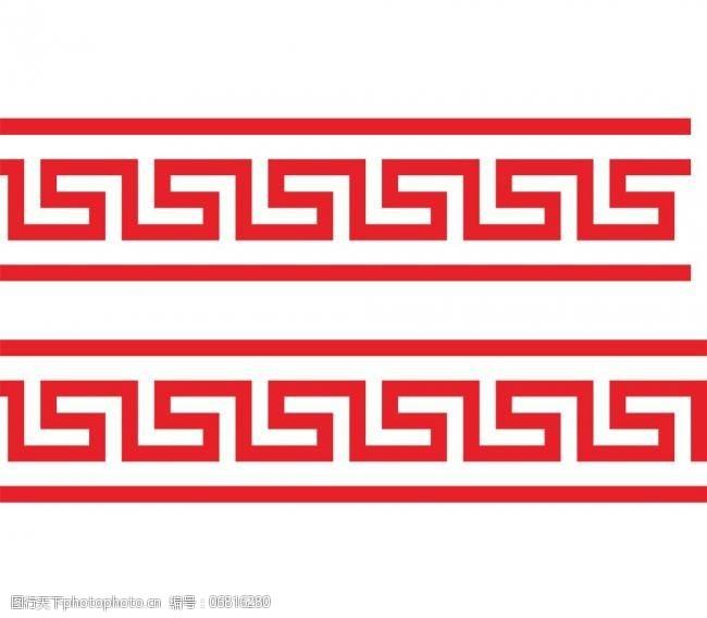 花边图片免费下载中国古典花纹传统花边图片